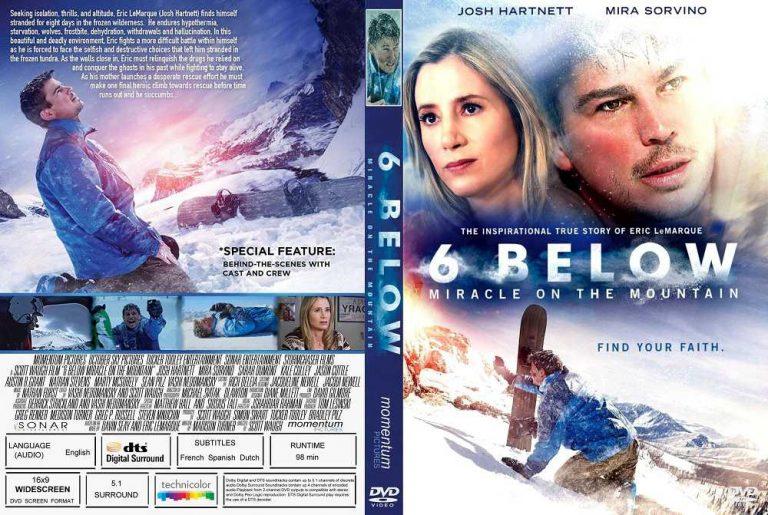 فیلم سینمایی 6Below Miracle on the Mountain 2017