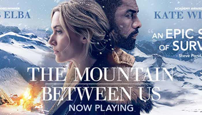 فیلم سینمایی کوهی میان ما The Mountain Between Us