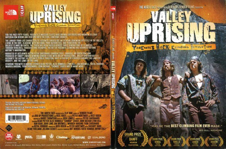 دره سربالایی  Valley Uprising  ۲۰۱۴