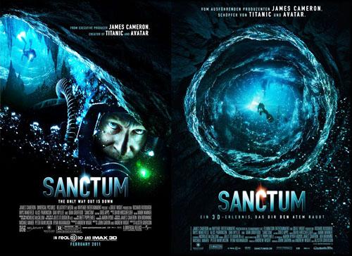 فیلم سینمایی Sanctum 2011