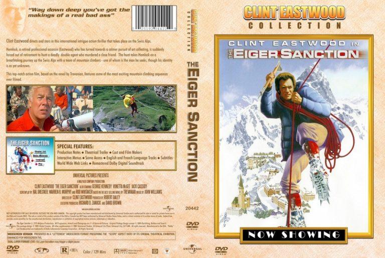 فیلم سینمای آیگر The Eiger Sanction