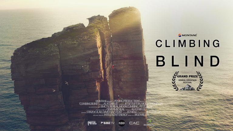 مستند Climbing Blind 2020